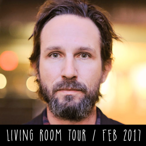 Will Johnson Living Room Tour February 10-24 — Undertow Music Collective